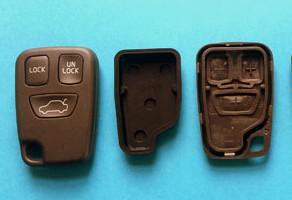 Obal klíče PTW VOLVO S40 V40 S70 V70 ...