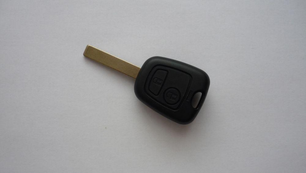 Obal klíče klíč ptw Citroen C1 C2 C3 C4 C5 Berlingo