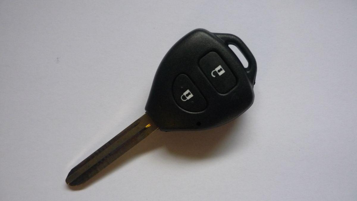 Obal klíče klíč PTW Toyota RAV4 LAND CRUISER 8mm planžeta
