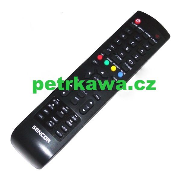 Dálkový ovladač PTW Sencor SLE3209M4