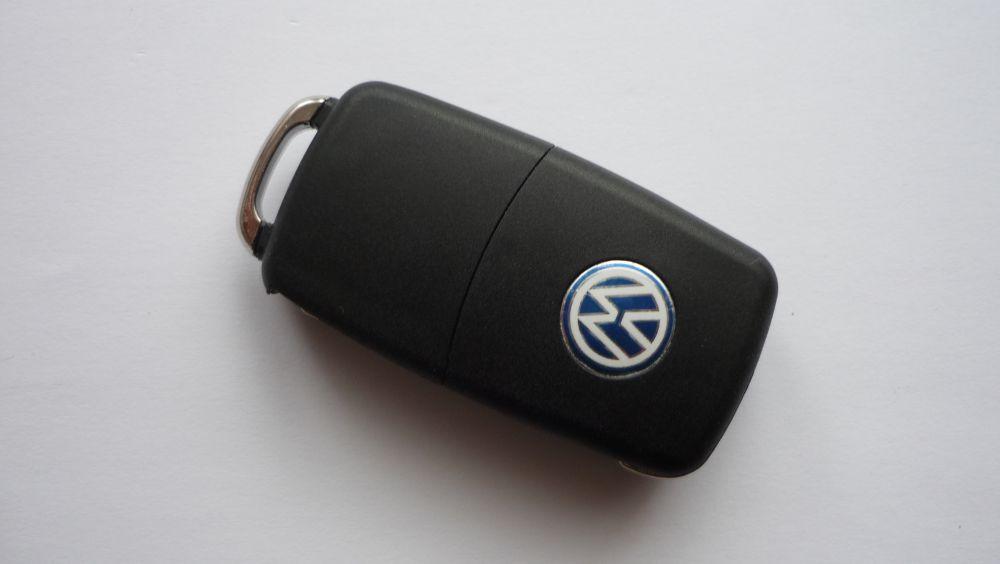 Obal klíče klíč PTW AUDI 3-tlačítka