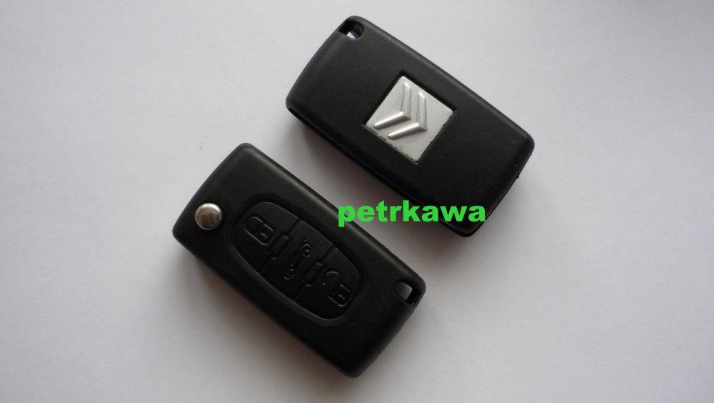 Náhr. obal Citroen C4 C 4 - 3 tlačítka-kufr 100%