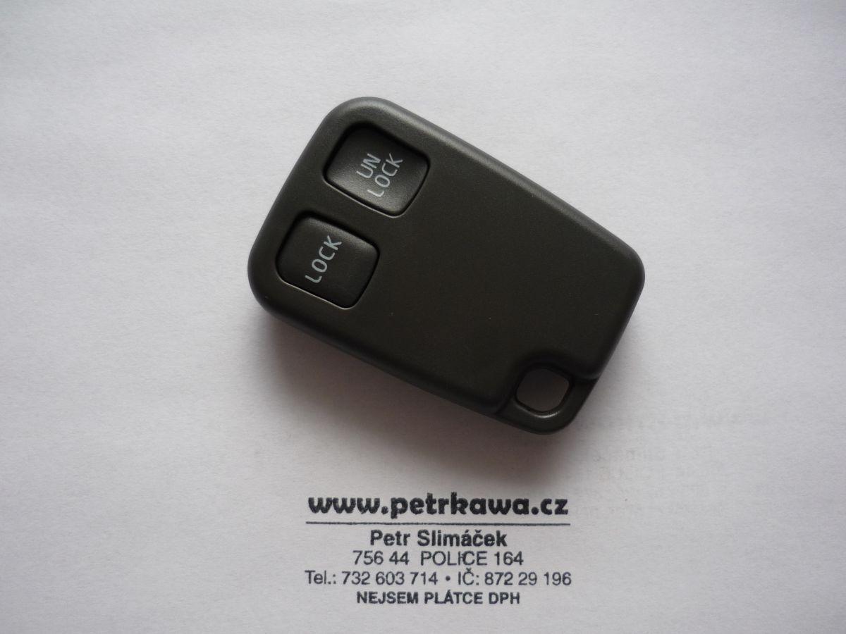 Obal klíče PTW VOLVO S40 V40 S70 V70 2tlač.